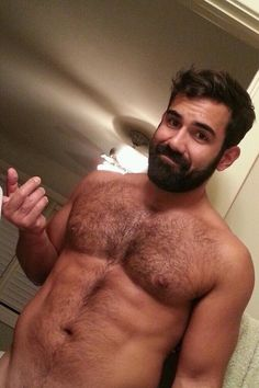 sexo y barbas