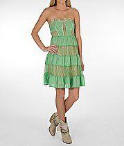 I've been wanting a light green dress