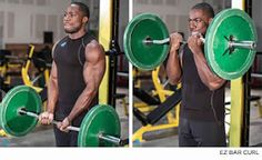 Gym Workout: The Best Bicep Workout Program To Guarantee The Biggest Biceps Best Biceps, Huge Biceps, Best Bicep Workout, Biceps Workout, 300 Workout, Weight Training Workouts, Gym Workouts, Muscle Hypertrophy, Bicep Muscle
