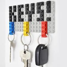 lego key holder - Google Search