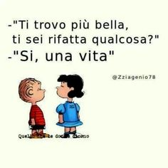 VIGNETTE CHARLIE BROWN| Settemuse.it Words Quotes, Love Quotes, Funny Quotes, Inspirational Quotes, Sayings, Lucy Charlie Brown, Snoopy Quotes, Italian Quotes, Snoopy Love