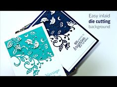 "Tutorial Using Stampin' Up!s ""Flourishing Phrases"" with Connie-Rae visit www.stampityourself.com - YouTube"
