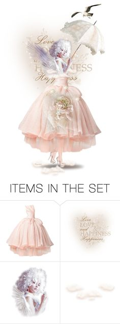 """Beautiful Contest: Send me an Angel"" by ragnh-mjos ❤ liked on Polyvore featuring art"