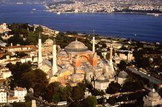 Visit the Hagia Sophia in Istanbul Turkey