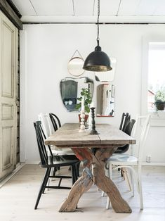 Country home in Sweden - photography by Carina Olander
