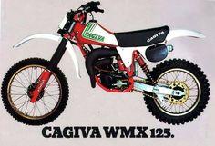 CAGIVA WMX 125