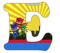 Continuamos ofreciéndote los más bonitos abecedarios con personajes infantiles para descargar gratis. En esta publicación compartimos un nuevo alfabeto de Héroes en Pijamas, o Pj Masks, con Catboy,…