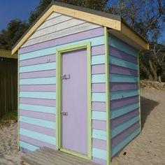 Beach Boxes :)