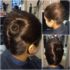 #hairup #hair #bridalhair #promhair #pleat #hairideas #weddinghair