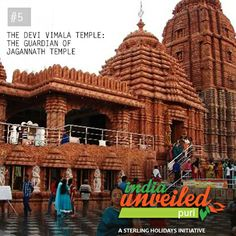 The Devi Vimala Temple is one of the four Adi Sankara peethas in India and is a must-visit before you go to the main Jagannath Temple. It is believed that offering sindoor, iron and lac bangles to the deity promotes a happy marriage. Goddess Vimala is considered to be the Tantric consort of Jagannath and the guardian of the temple complex. The temple is located in the south-west corner of the inner enclosure of the Jagannath temple complex next to the sacred pond Rohini Kunda.