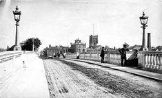 Kingston Bridge, Kingston Upon Thames, 1870
