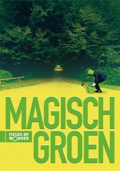 affiche: Nieuwe Theatervoorstelling in het Openluchttheater De Leidse Hout 29 augustus 20:00 uur.