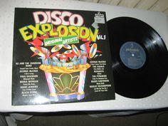 Various - Disco Explosion Vol.1, Lp mint