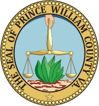 Prince William County is located on the Potomac River in the Commonwealth of Virginia. As of the 2010 census, the population was 402,002, in 2014, the population was estimated to be 437,636, making it the second-most populous county in Virginia. Its county seat is the independent city of Manassas.