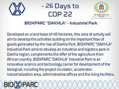 #cop22 #biotechnology #bioxparc #lifescience #dakhla #carboncredit #afforestation #industrialpark