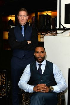 """""""Power"""" returns to STARZ in July, but there was quite a power gathering in New York last week that drew the heavy hitters for a VIP dinner in conjunction with T"""