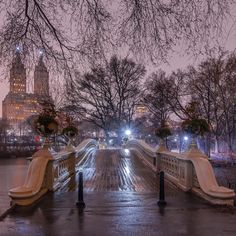 Bow Bridge NYC by Noel YC @nyclovesnyc by newyorkcityfeelings.com - The Best Photos and Videos of New York City including the Statue of Liberty Brooklyn Bridge Central Park Empire State Building Chrysler Building and other popular New York places and attractions.