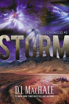 storm by dj machale