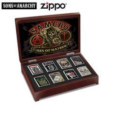 Men Of Mayhem Zippo® Lighter Collection
