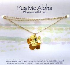 I heart hawaiian jewelry