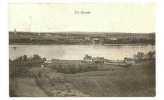 Akershus fylke Nes kommune Årnes Utg N.K.  brukt 1907