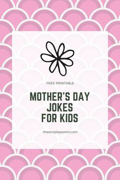 Celebrate with your kids with these clean and funny Mother's Day Jokes for kids! Download and print FREE joke cards! Funny Mom Jokes, Good Jokes, Mom Humor, Funny Mothers Day, Mothers Day Crafts For Kids, Gifts For Mom, Free Jokes, Jokes And Riddles, Jokes For Kids