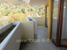 Geräumige 2-Zimmerwohnung mit Balkon in Heidelberg-Handschuhsheim 590