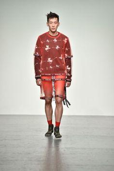 Christopher Raeburn Spring/Summer 2018 Menswear Collection | British Vogue
