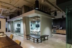 FORM Architects has designed the new offices of their architecture firm, located in Arlington, Virginia.
