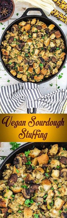 vegan-sourdough-bread-stuffing