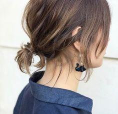 好想要清新派女星的優雅低馬尾!短髮、中長髮、長髮通通都可以!