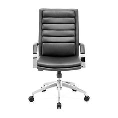 Director Comfort Office Chair in Black