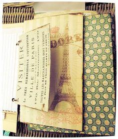 Paris Dreams Junk/Smash Journal | Flickr - Photo Sharing!