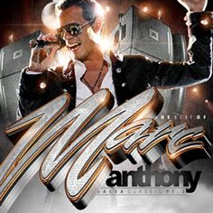 SALSA CLASSICS 3 - THE BEST OF MARC ANTHONY Mixtape CD DJ Smooth Denali