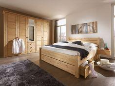 Łóżko sosnowe Majestic II 160