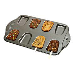 Cakesicle Pan & Stick Set.