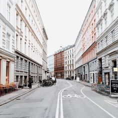 Nørrebro |  via @mattscorte's instagram account