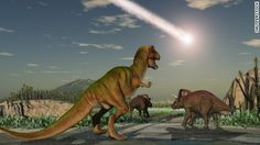 Scientists plan to drill into the impact crater where an asteroid struck Earth 66 million years ago and killed the dinosaurs.