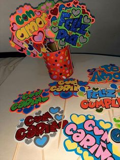 Paper Crafts, Diy Crafts, Decorating Coffee Tables, Paw Patrol, Dbz, Diy For Kids, Cake Toppers, Cool Pictures, Lettering
