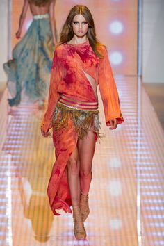 Atelier Versace . . . Spring 2013
