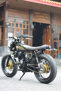 Retro Bike, Retro Motorcycle, Cafe Racer Motorcycle, Yamaha Cafe Racer, Honda Scrambler, Vespa, Honda Cb 100, Best Road Bike, Cafe Racing