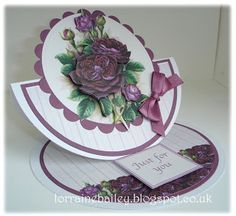 Mrs B's Blog: Out of the Box! Great tutorial on cutting images larger than your die!