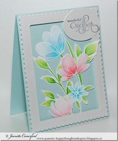 Paper Garden–Mother's Day Card