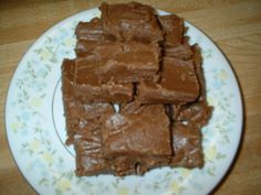 Make and share this Keto Chocolate Peanut Butter Fudge recipe from Food.com.