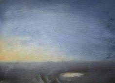 """Saatchi Art Artist Doug Geier; Painting, """"Water Collects, Reflects"""" #art"""
