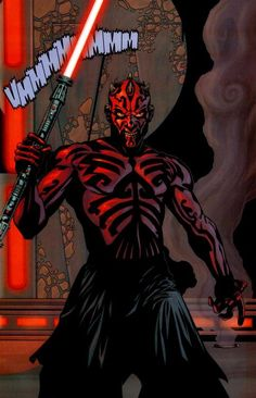 Sith Apprentice Darth Maul