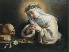 Raffaello Vanni - santa Caterina da Siena