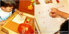 Activitati educative de la suflet la suflet: Dezvoltarea motricitatii fine pentru varsta 1 - 2 ani - idei de jocuri si activitati Games, Montessori, Toys, Game