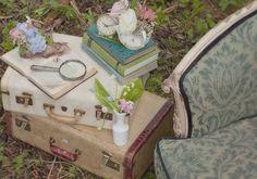 Fairytale Wedding Editorial   Part 2   Wedding Planning Vancouver   Kailey Michelle Events photos by FRESH photos   #vintage #decor #DIY