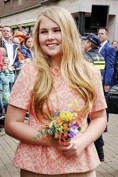 """Happy Birthday Princess Amalia of the Netherlands! Dutch Princess, Dutch Queen, Princess Diana, Little Princess, Nassau, King Of Netherlands, Dutch Royalty, Casa Real, Queen Maxima"